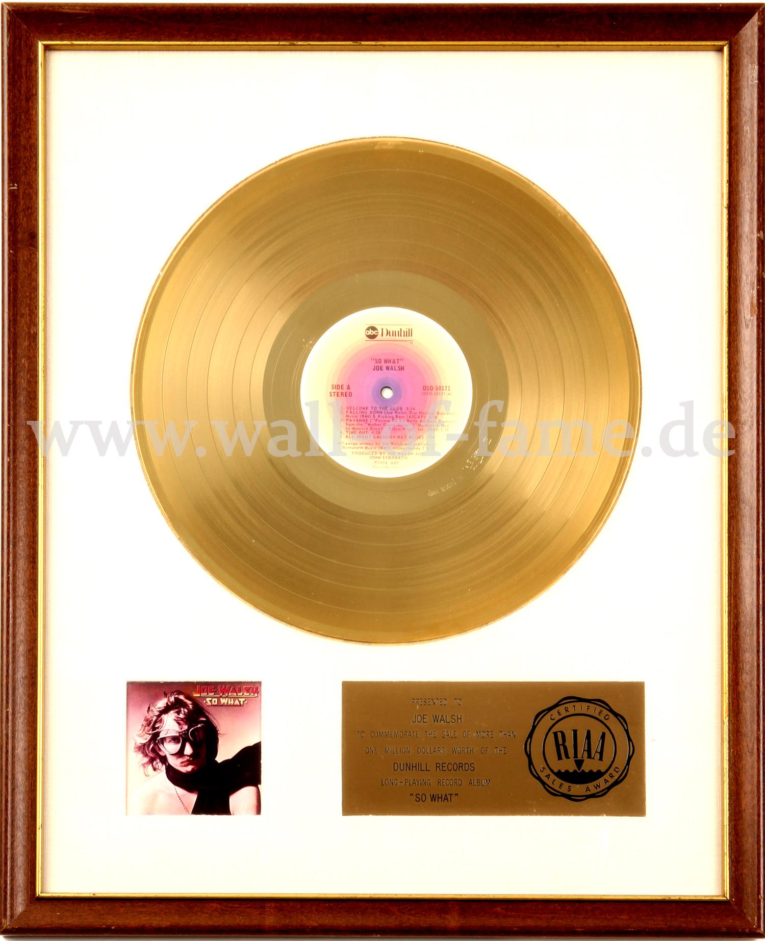 shop - rock + pop supporter collector - Wall of Fame - Ralf Zurloh